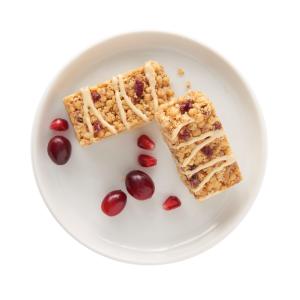 Cranberry Pomegranate Protein Bars