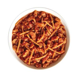 Vegetable Bolognese Spaghetti Mix