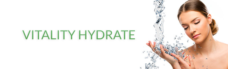 Skin Vitality IV hydrate therapy